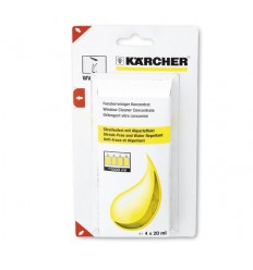 Concentrado Karcher WV50 4x20ml