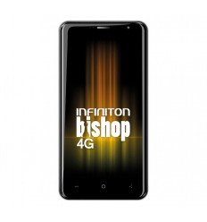 "Smartphone Infiniton Bishop 4G Negro 5"" 16Gb"