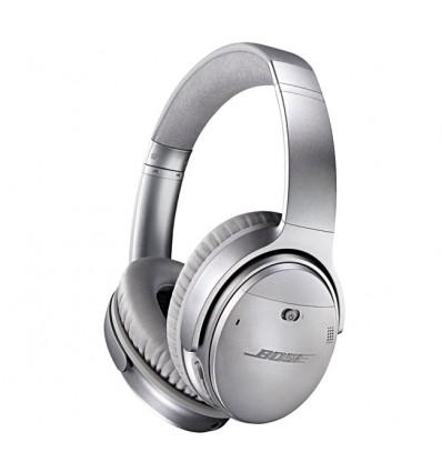 Auricular Bose QC35 Silver Quiet Comfort