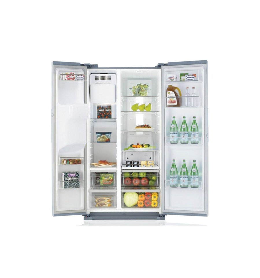 frigo americano samsung rs7567thcsl inox a electroup. Black Bedroom Furniture Sets. Home Design Ideas