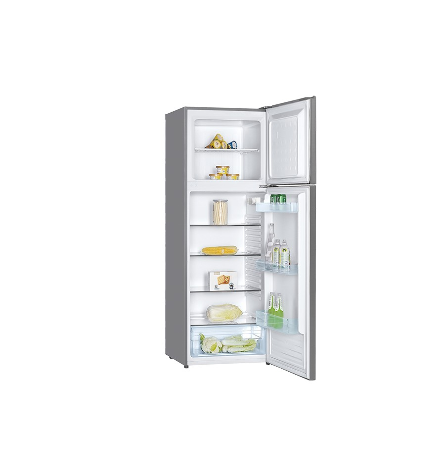 frigo 2p infiniton fg1570s 170cm inox electroup. Black Bedroom Furniture Sets. Home Design Ideas