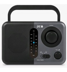 RADIO SPC CHILLY 4574N BLACK
