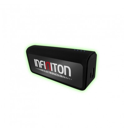 POWER BANK INIFINTON PB6000 NEGRO