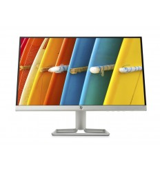 "HP 22f LED display 54,6 cm (21.5"") Full HD Plana Negro, Plata"