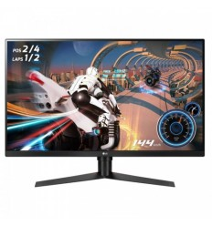 Monitor 32'' PC Gaming LG 32GK650F-B