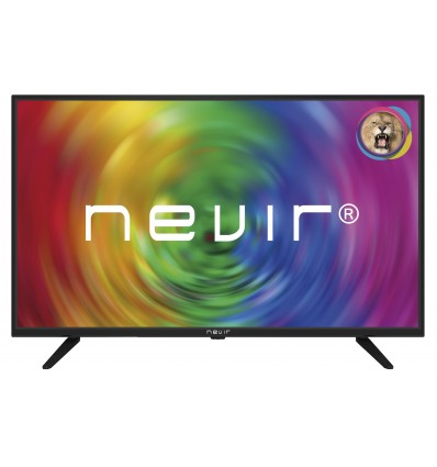 TV LED 32'' NEVIR NVR-7707-32RD2-N