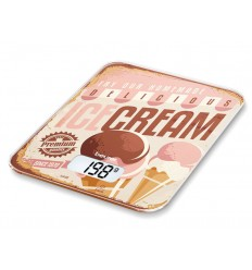 Balanza Beurer KS19 IceCream 5kg 1gr