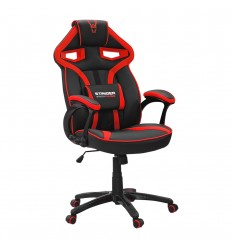 Silla WOXTER STINGER STATION ALIEN RED Gaming Profesional LoL WoW Competicion Campeonato
