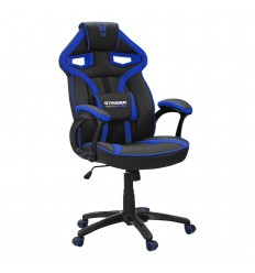 Silla WOXTER STINGER STATION ALIEN Blue Gaming Profesional LoL WoW Competicion Campeonato